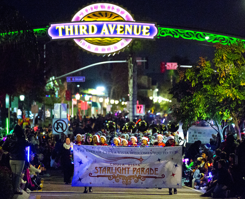 About – Starlight Parade