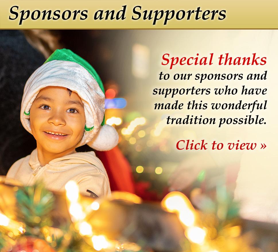 SponsorsSupporters